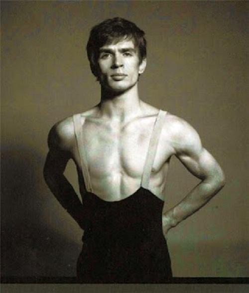 Ballet star Rudolf Nureyev