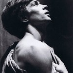 Performing Rudolf Nureyev