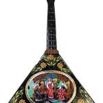 Russian gift souvenir balalaika
