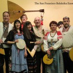Russian music balalaika ensemble from San Francisco, California 'San Francisco Balalaika Ensemble'