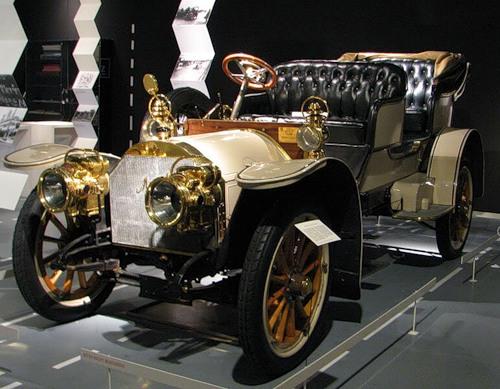Mercedes simplex 28 32 ps