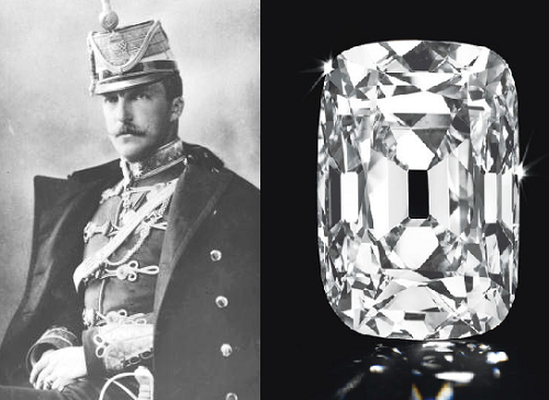 The gem is named after its original owner Archduke Joseph August, who was the highest ranking official in the Kingdom of Hungary during the 19th century