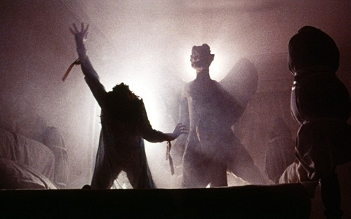Still from the film 'The Exorcist', 1973