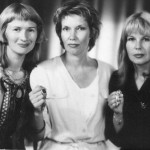 Holding wrest watches, Three close female friends, 1999
