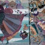 Skating in 19th century St. Petersburg