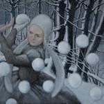 Winter tenderness by Natalia Syuzeva