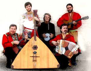 """Flying balalaika brothers"" group"