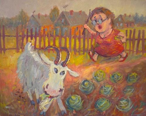 goat, 2010