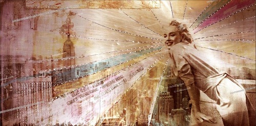 Creative art by German artist NuKuZu