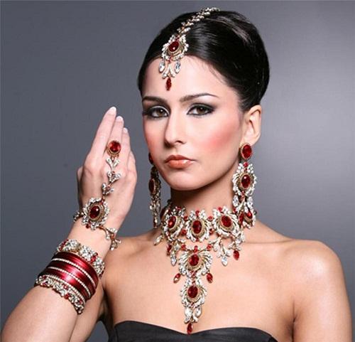 symbols of Indian jewelry