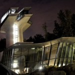 Extraordinary house built for Naomi