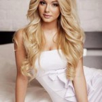 Czech blonde Teresa Fajksova, 23, won the title of Miss Earth 2012, on 24 November, in the Philippines
