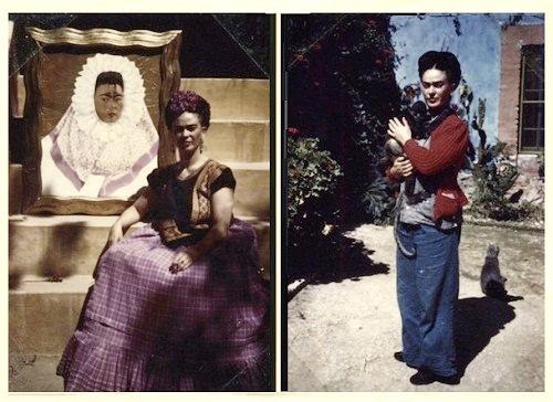 Frida Kahlo's wardrobe