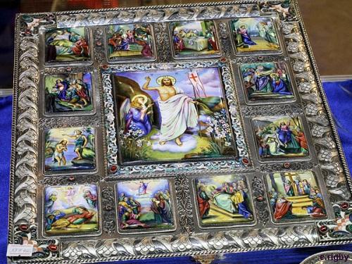 Rostov finift Bible stories