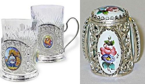 Glass holders