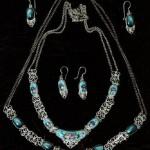 Gorgeous finift jewellery