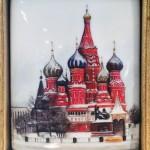 Beautiful Enamel Rostov finift art