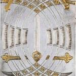 The nine of swords