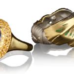 rings by Kiev jewellery factory