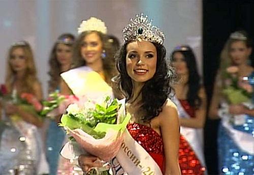 Charming beauty Elina Kireeva