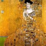 Portrait of Adele Bloch-Bauer I, Gustav Klimt, 1907