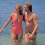 Dalida and Richard Shamfre