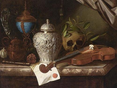still life symbolism