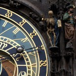 Amazing details, figurines of the Prague Astronomical Clock