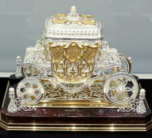 souvenirs by Kiev jewellery factory