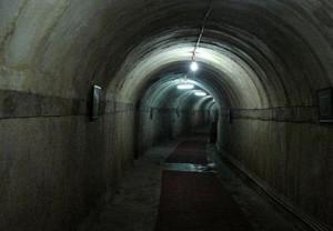 Inside Bunker