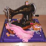 Sewing machine, 5 kg. Chocolate Foundation