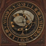 Cathedral Notre Dame in Saint-Omer astronomical clock (1558)