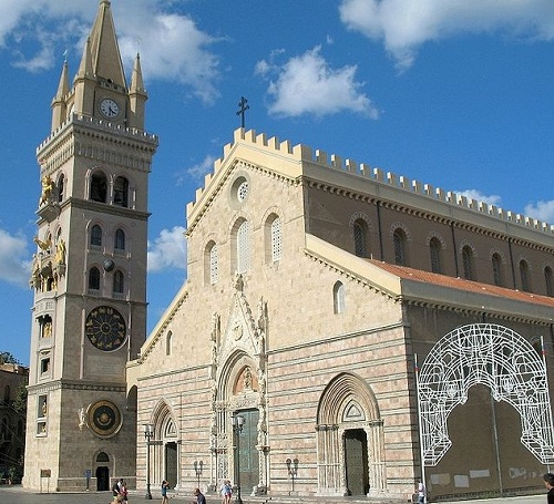 Sicily, Messina Cathedral Astronomical Clock