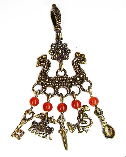 Mythological jewelry by ISTA