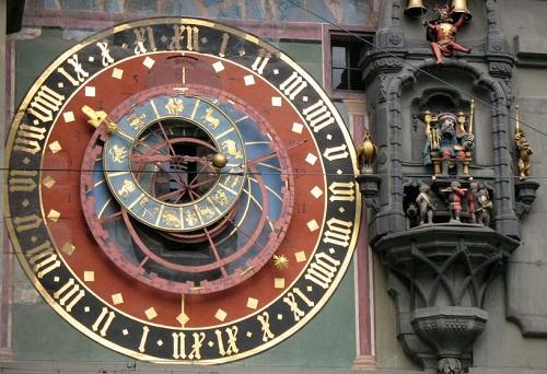 Bern, Switzerland Astronomical Clock Zytglogge