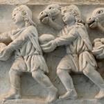 4th century Sarcophagus, Vatican
