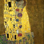 After 1891, Klimt portrayed her in many of his works. Experts believe that his most famous painting, The Kiss shows the artist and Emilie Floge as lovers