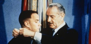 Forrest Gump receives the Medal of honor