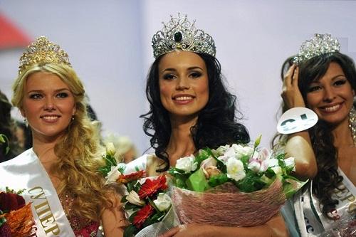 """Finalists of """"Krasa Rossii-2012"""""""