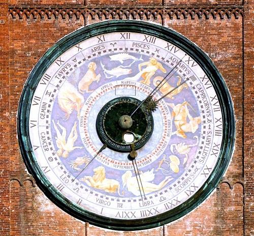 Cremona Orologio Astronomical Clock