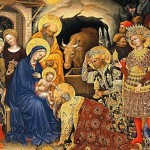 Adoration of the Magi in paintings