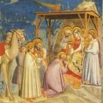 Giotto. Adoration of the Magi