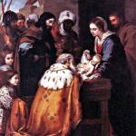 Bartolome Esteban Murillo. Adoration of the Magi