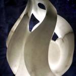Alice Schonfeld is known for her sculpting work primarily in Italian marble