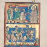 Around 1220, Codex Bruchsal, Karlsruhe