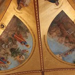 One of the interior painting