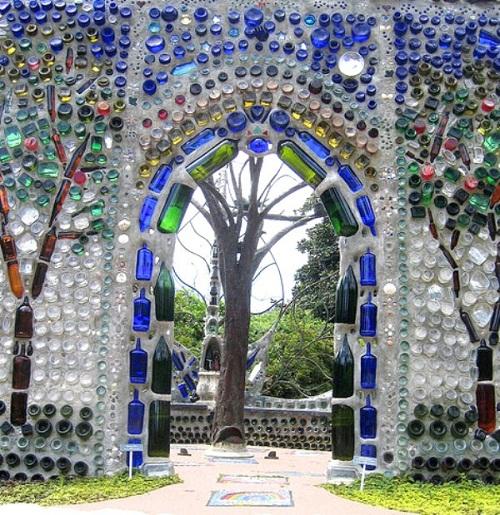 Gorgeous Bottle chapel