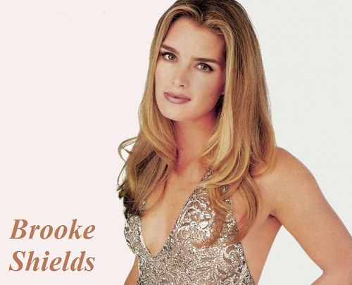 Incomparable Brooke Shields