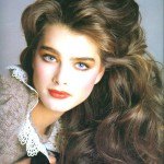 Divinely beautiful Brooke Shields