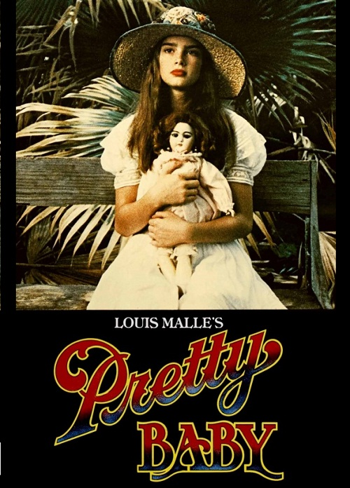 Violet by Brooke Shields in 1978 film Pretty Baby